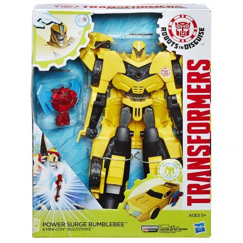 Tra Rid Minicon Power Heroes, více druhů