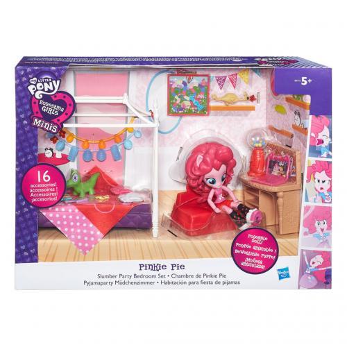 Equestria Girl Hrací set - pokojíček