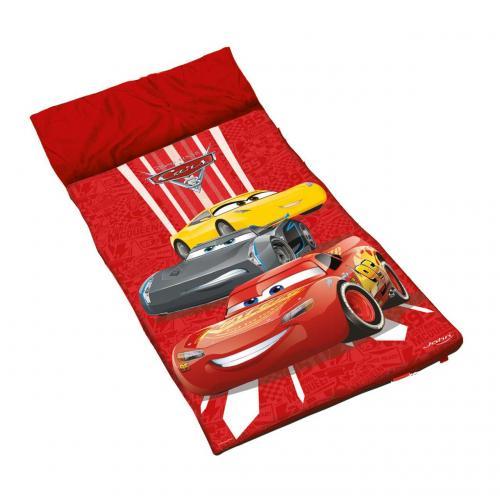 Dětský spacák Cars