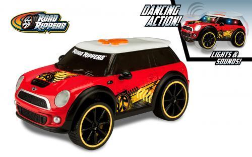 Tančící auto - MINI Couper S