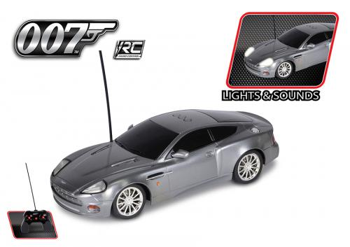 RC Aston Martin Vanquish V12 James Bond