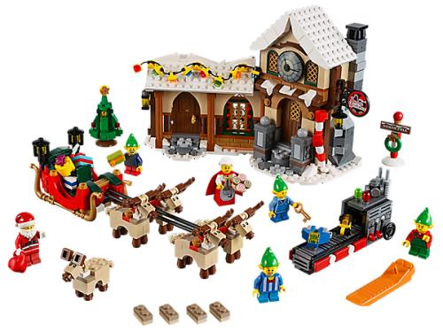 LEGO Creator Expert 10245 Santova dílna