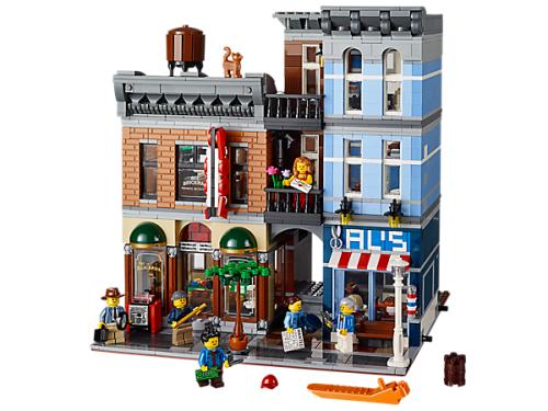 LEGO Creator Expert 10246 Kancelář detektiva