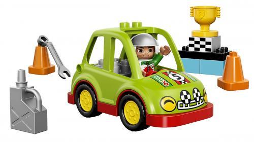 LEGO DUPLO LEGO Ville 10589 Závodní auto