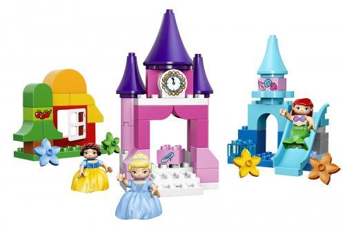 LEGO DUPLO Princezny 10596 Disney Princess™ – Kolekce
