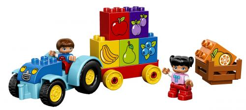 LEGO DUPLO Toddler 10615 Můj první traktor