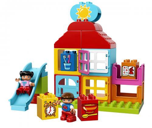 LEGO DUPLO Toddler 10616 Můj první domeček na hraní