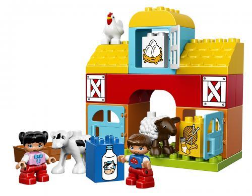 LEGO DUPLO Toddler 10617 Moje první farma