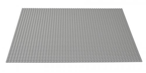LEGO Creator 10701 Šedá podložka na stavění