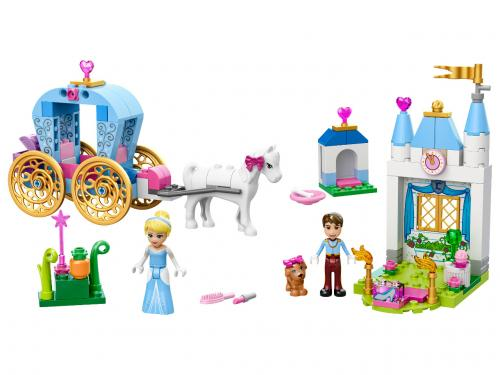 LEGO Disney Princess Juniors 10729 Popelčin kočár