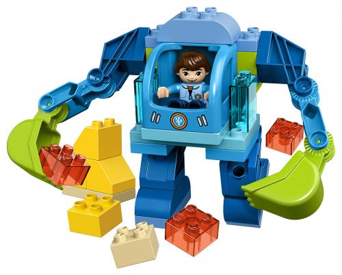 LEGO DUPLO Miles 10825 Milesův oblek Exo-Flex