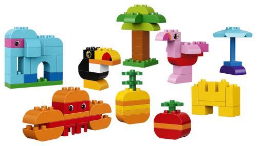 LEGO Duplo 10853 LEGO DUPLO Kreativní box pro stavitele