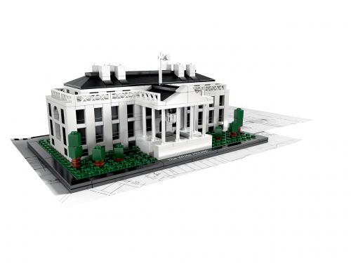 LEGO® Architecture 21006 Bílý dům