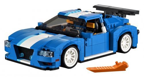 LEGO Creator 31070 Turbo závodní auto