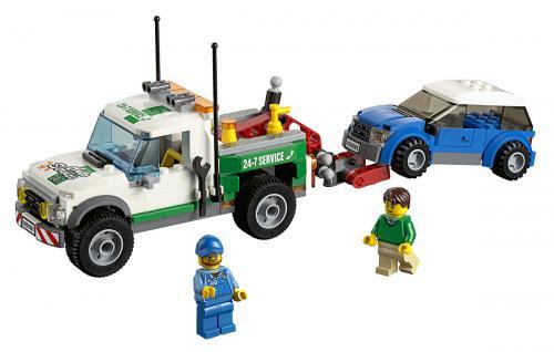 LEGO City Great Vehicles 60081 Odtahový pick-up