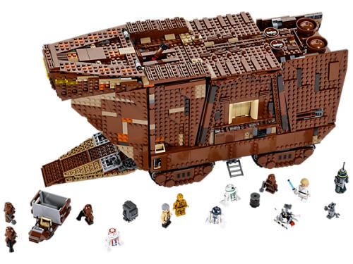 LEGO® Star Wars™ 75059 Písečný bojový stroj