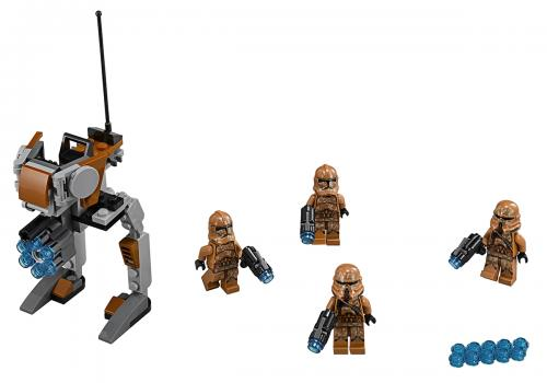 LEGO Star Wars TM 75089 Geonosis Troopers™