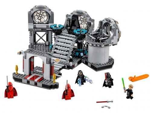 LEGO Star Wars 75093 Death Star Final Duel (Konečný souboj Hvězdy smrti)