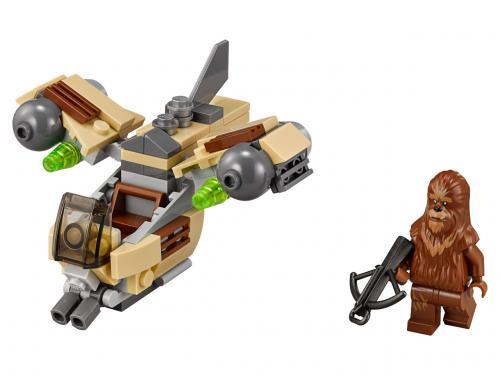 LEGO Star Wars 75129 Wookiee Gunship (Wookieská válečná loď)