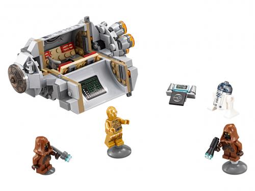 LEGO Star Wars 75136 Droid Escape Pod (Únikový modul pro droidy)