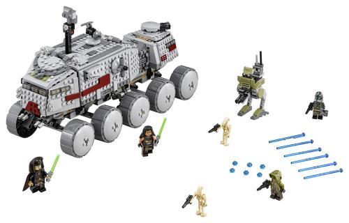LEGO Star Wars 75151 Clone Turbo Tank (Turbo tank Klonů)