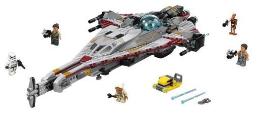 LEGO Star Wars TM 75186 Vesmírná loď Arrowhead