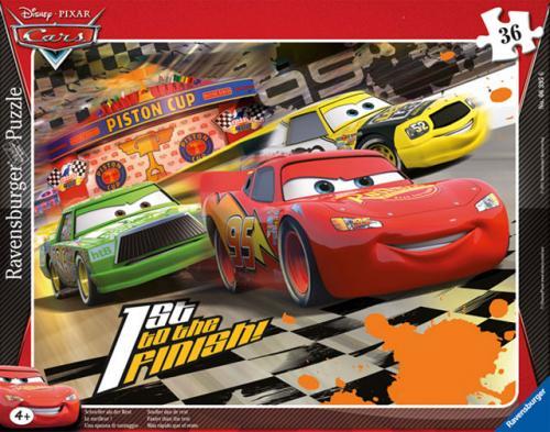 Ravensburger puzzle Cars 30 dílků