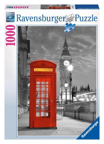 Ravensburger Londýn Big Ben 1000 dílků
