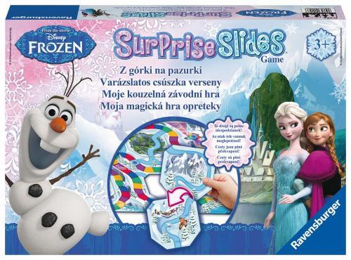 Disney Ledové království - Surprise Slides hra