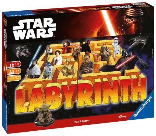 Ravensburger hra Star Wars Labyrinth