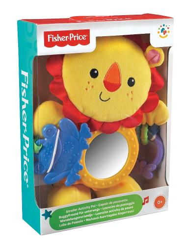 Fisher Price LVÍČEK DO KOČÁRKU