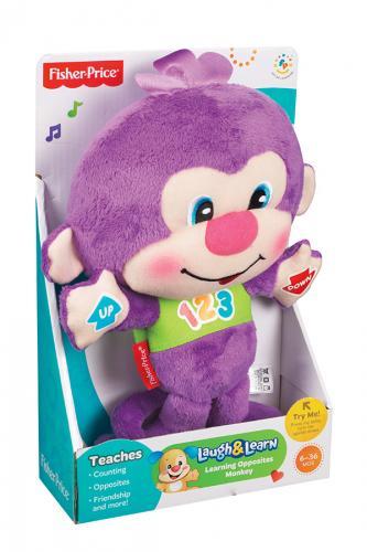 FP Chytrá mluvící opička