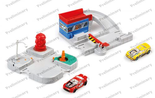 Hot Wheels Set honička ve městě, více druhů