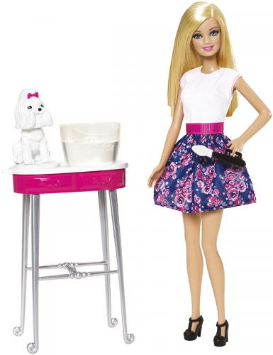 Barbie Set barevné hrátky