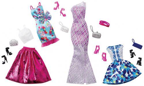 Barbie OUTFIT S DOPLŇKY, více druhů