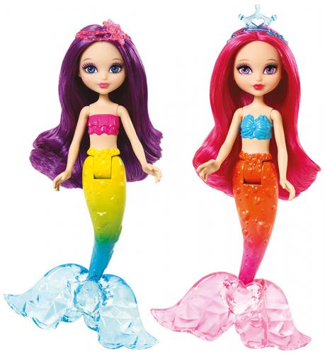 Barbie Malá mořská víla, více druhů
