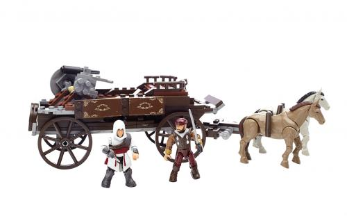Mega Bloks Assassin's Creed povoz