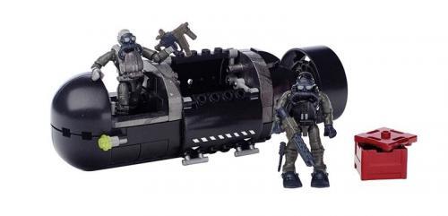 Mega Bloks CoD ponorka