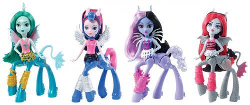 Monster High FRIGHT-MARE, více druhů
