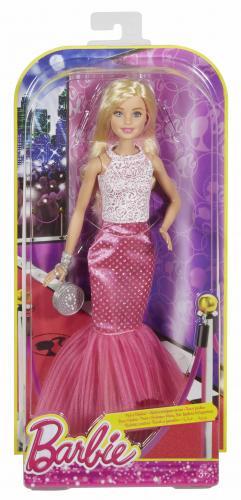 Barbie večerní šaty, více druhů