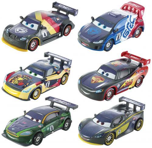 CARS CARBON RACERS AUTO, více druhů