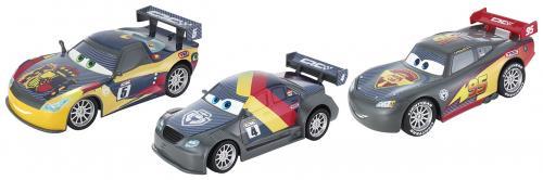 CARS CARBON RACERS VELKÉ AUTO, více druhů