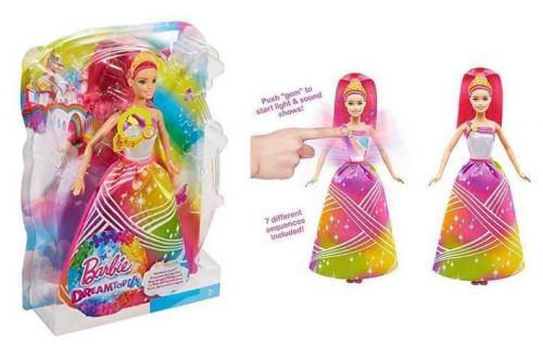 Barbie Duhová proncezna