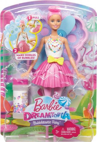 Barbie BUBLINKOVÁ VÍLA, více druhů