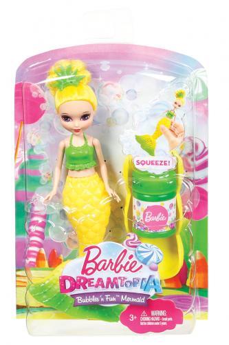 Barbie MALÁ BUBLINKOVÁ VÍLA, více druhů