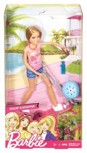 Barbie STACIE A SKÚTR