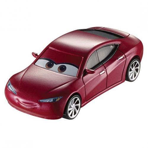 Cars 3 auta, více druhů