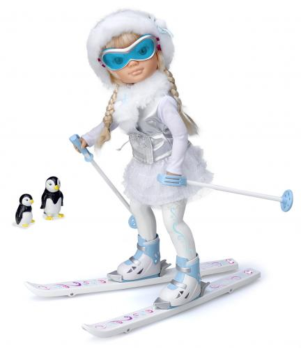 Nancy lyžařka