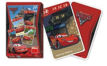 Walt Disney Cars 2 Kvarteto