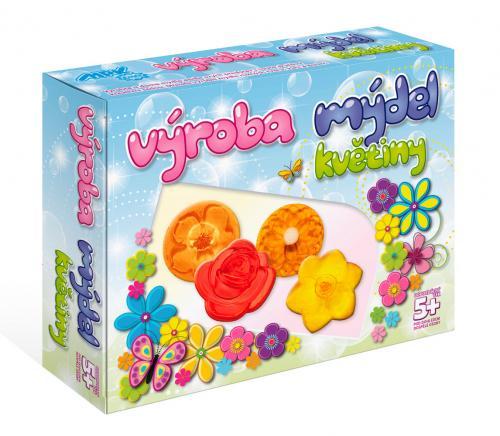 DetiArt Výroba mýdla - Květiny